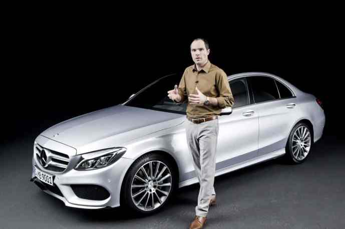 Robert Lesnik, Exterior Design Director, Mercedes-Benz