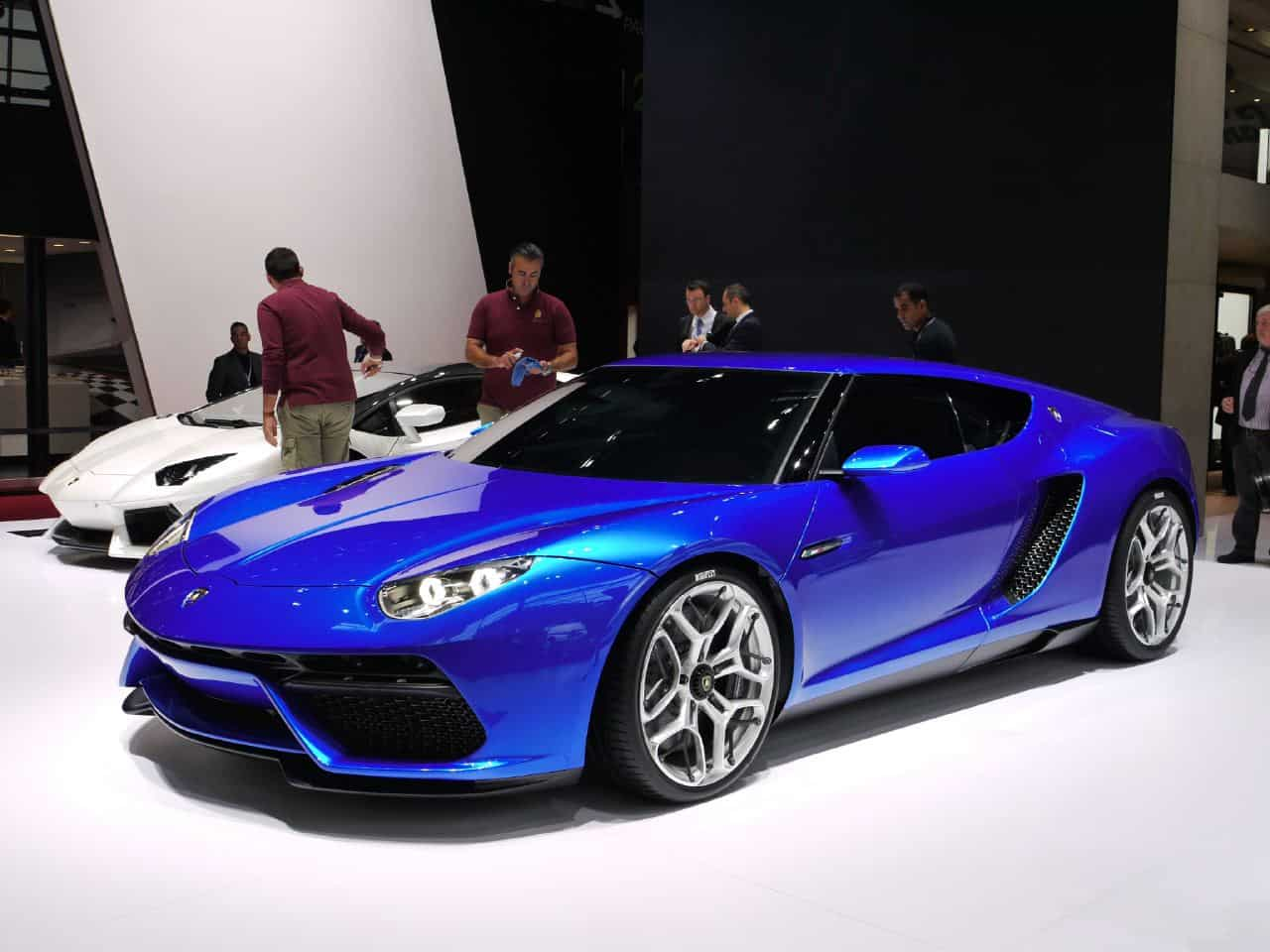What The Asterion Means For Lamborghini S Design Language