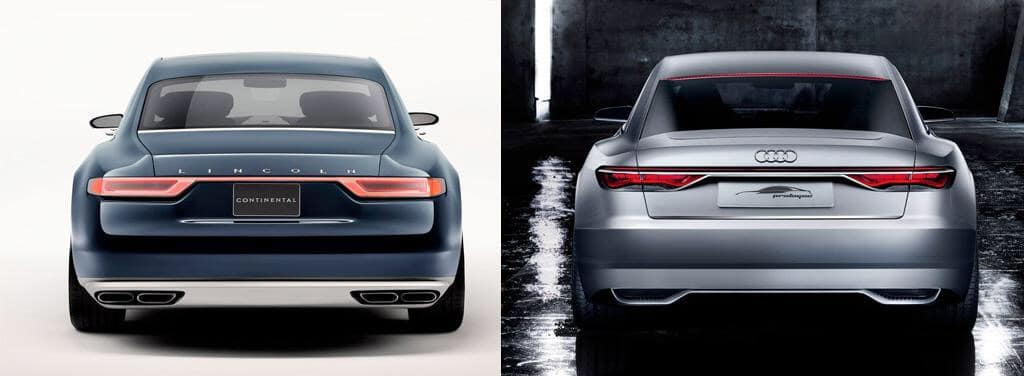 Is The Lincoln Continental Concept Too Derivative