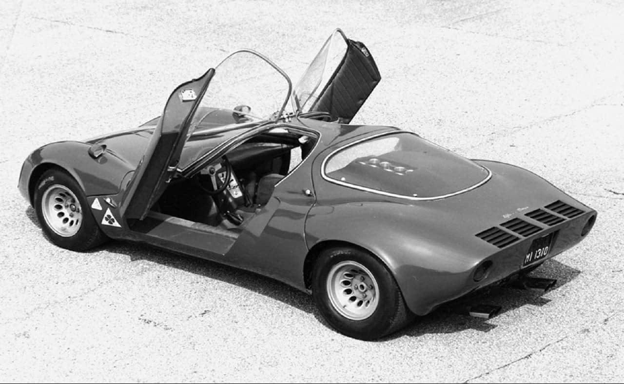 Revisiting The 1967 Alfa Romeo Tipo 33 Stradale