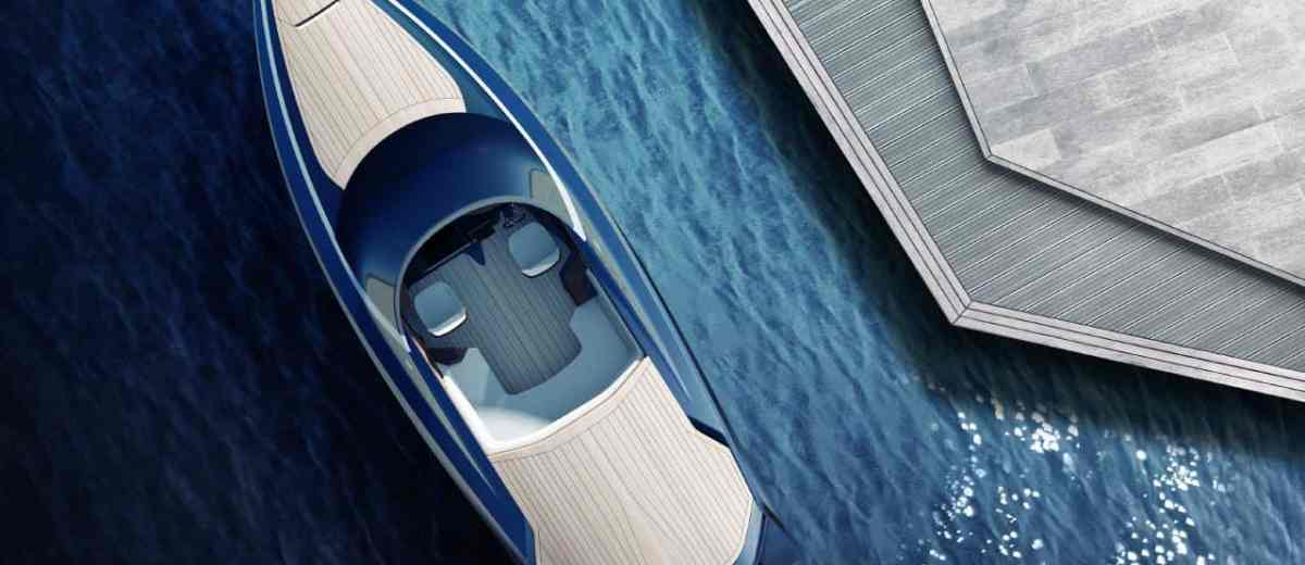 Aston Martin Partners With Quintessence Yachts For Am37 Speed Boat