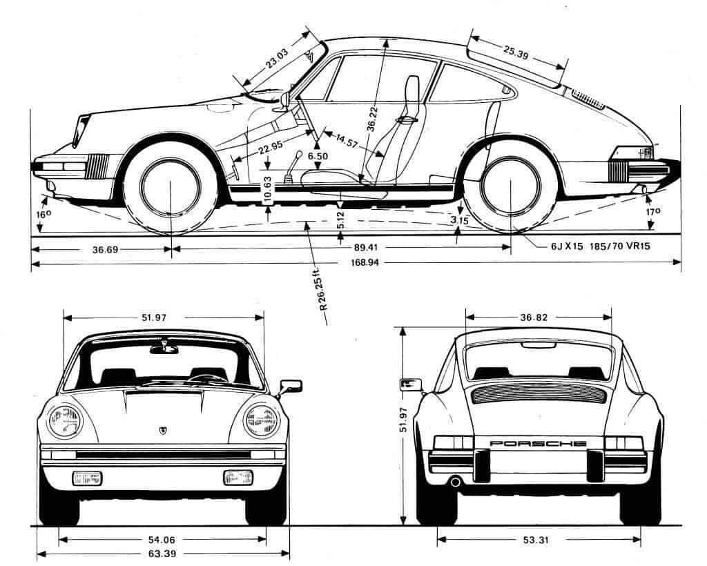 A Fresh Look At The Original Porsche 911