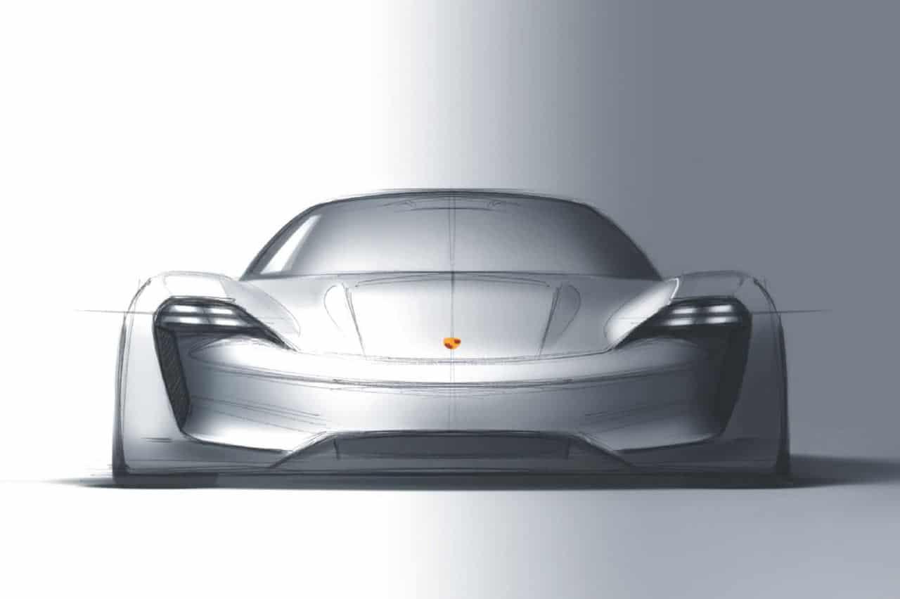 Porsche Experience Center >> Porsche Mission E Concept Showcases Brand's Electric Intent