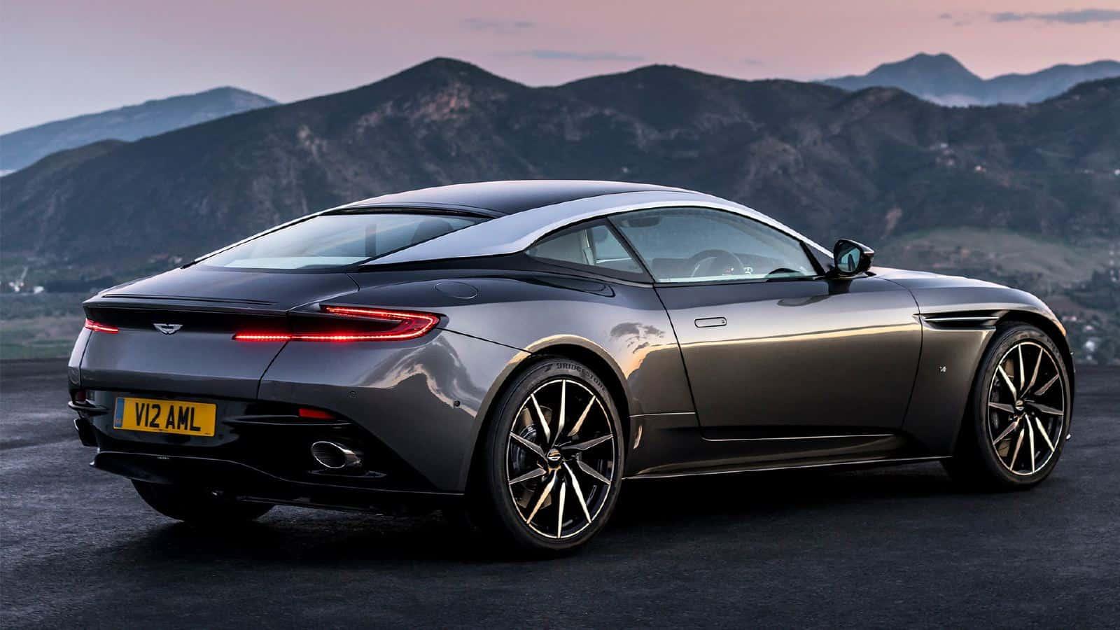 Aston Martin Db11 Embodies Firm S Second Century Plan