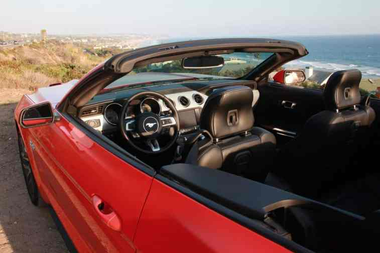 Driven Ford Mustang GT Convertible