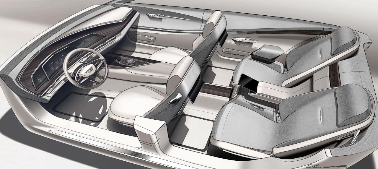 Executive Design Director Andrew Smith On The Cadillac Escala Concept