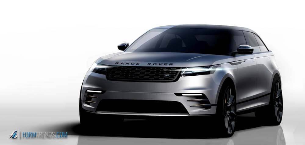 New Cars 2018 >> Dissecting the Design of the Range Rover Velar, the Brand's Fourth Model