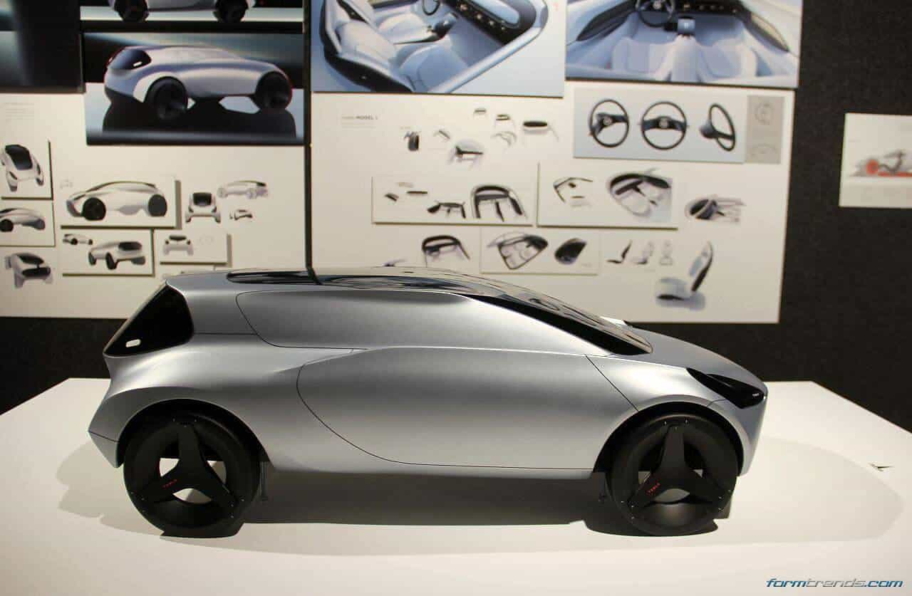 Tesla Porsche Peugeot And Hyundai Concepts By Art Center