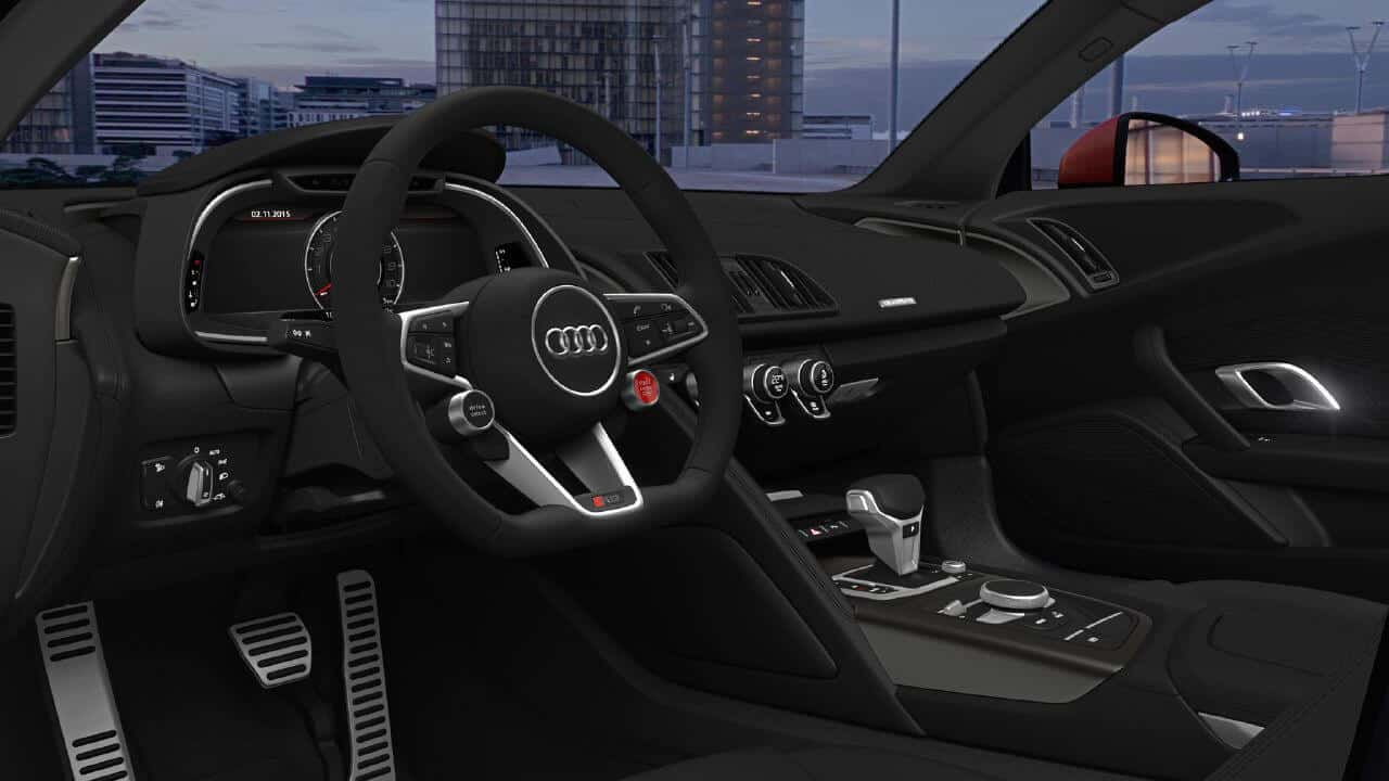 Benefits Of Vr Vs Clay Modeling In The Automotive Industry Oem Audi Wheels Database R8 Interior