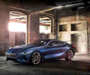 BMW Concept 8 Series exterior
