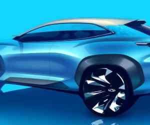 Chery Tiggo Coupe concept sketch by Alan Derosier