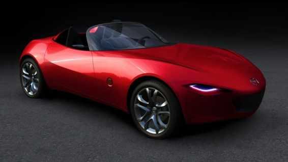 Mazda MX-5 ND alternative proposal