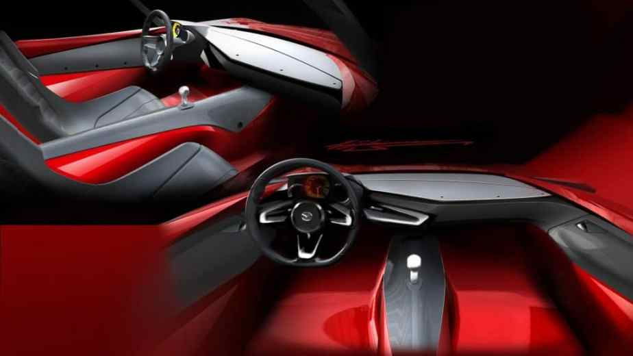 Mazda S Story On The Fourth Generation Mx 5 Design