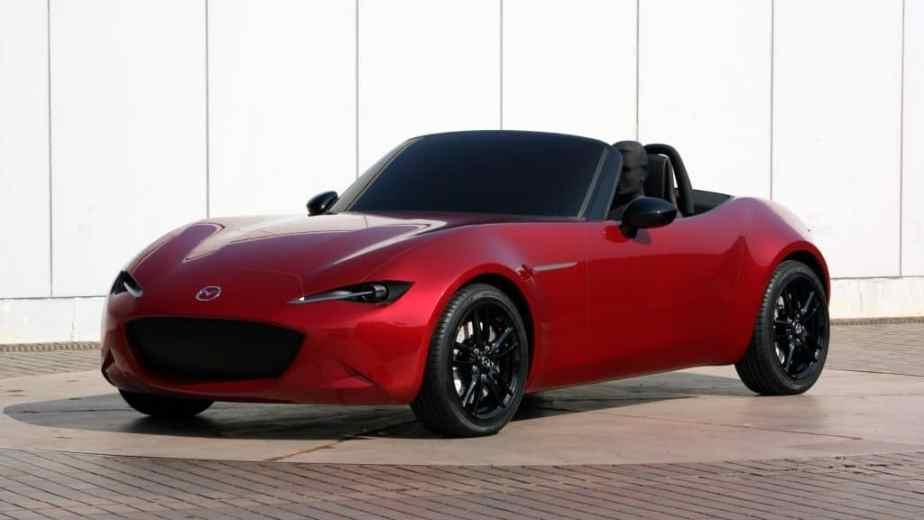 Mazda MX-5 ND chosen model