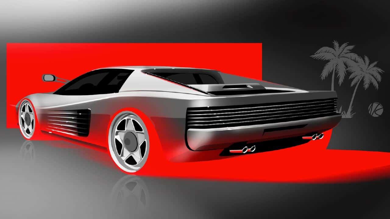 Ferrari Testarossa The Iconic Pininfarina Designed 1980s Supercar