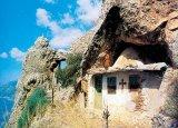 Oaza romaneasca pe Athos - Schitul Prodromu