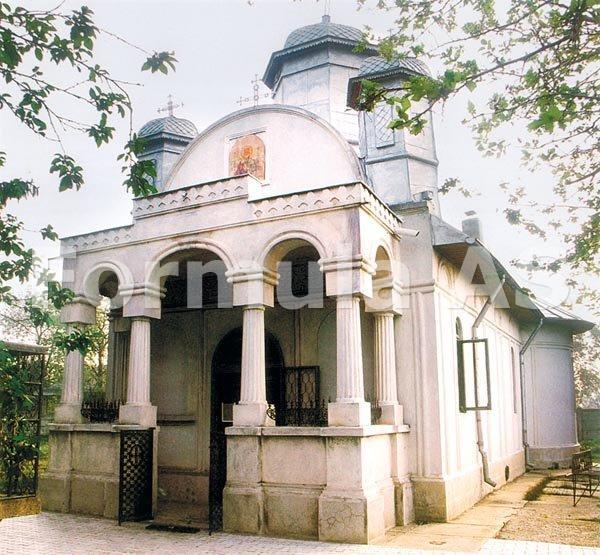 templul masonic de la Draganescu