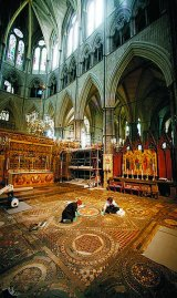 Misterul ceremoniei de incoronare a regilor britanici