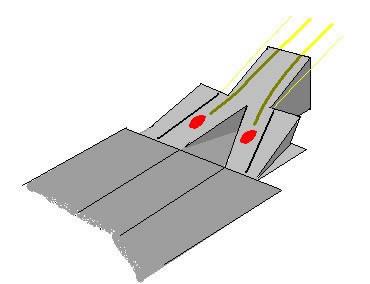 exhaust driven diffuser mclaren