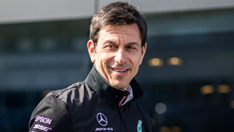 Toto Wolff on reverse grids, aero sliding scale, cost cap and diversity |  Formula 1®