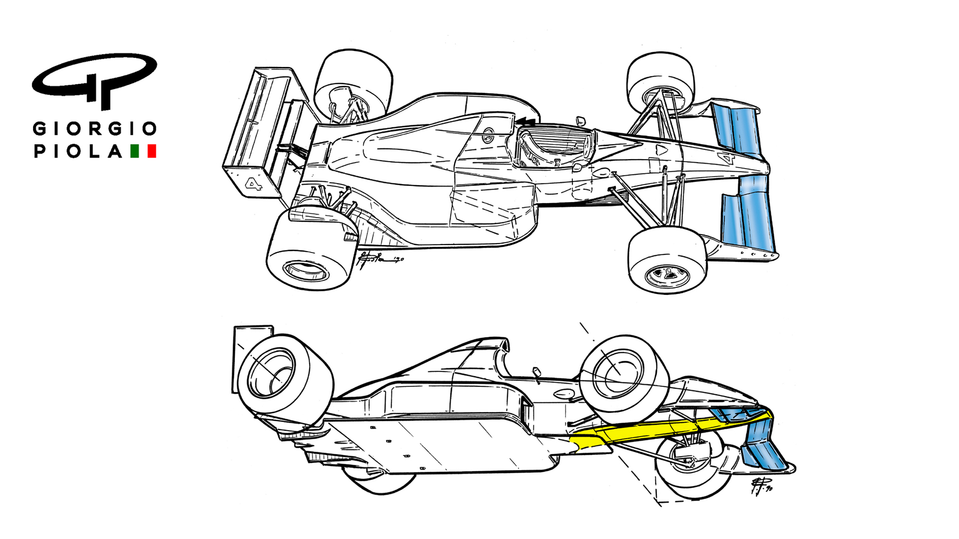 Tech Tuesday France Flashback How F1 Looked In