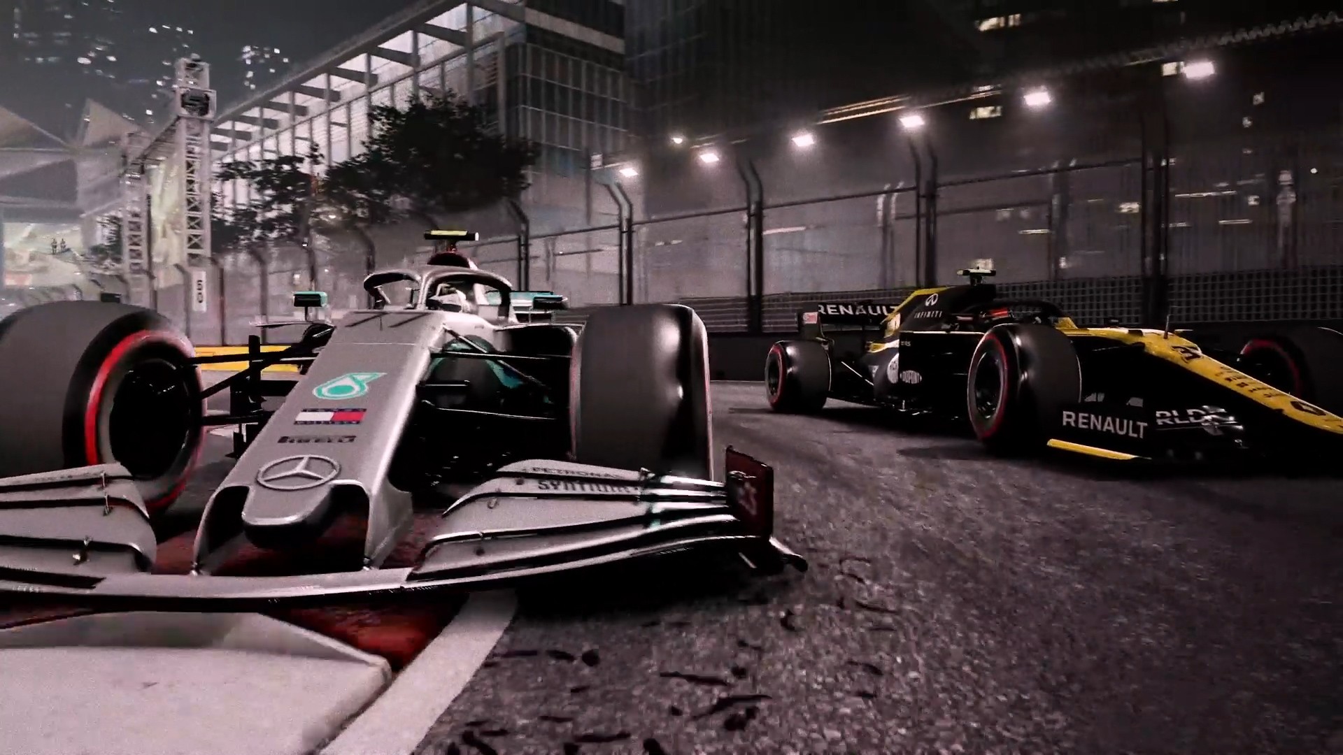2020 F1 Esports Pro Series Rounds 1-2