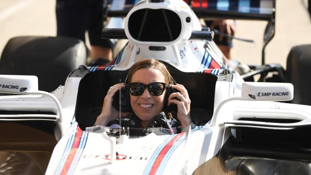 Claire Williams on the team's difficult 2018 | Formula 1®