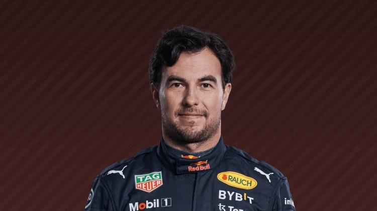 Sergio Perez - F1 Driver for Racing Point