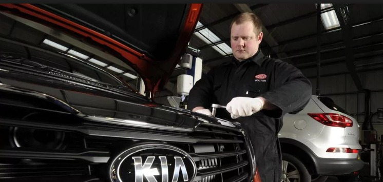 Kia Servicing Greenslopes