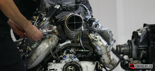 Motor f1 2016