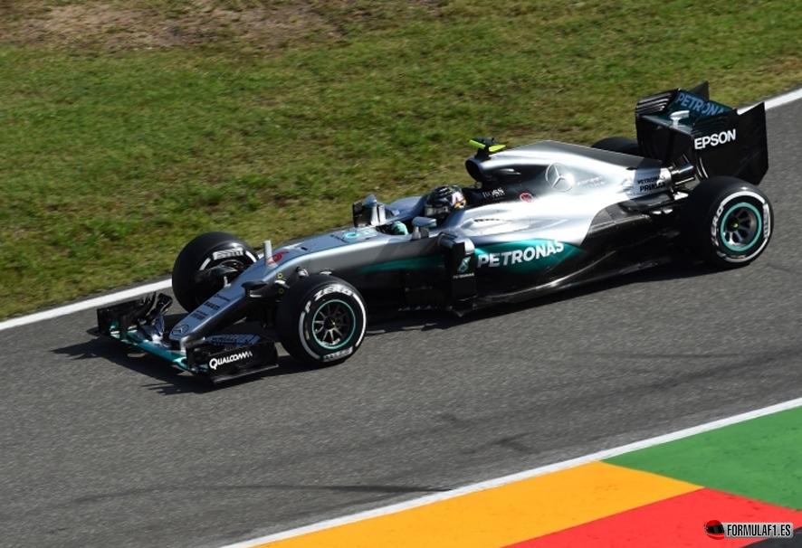 Rosberg ale fp2