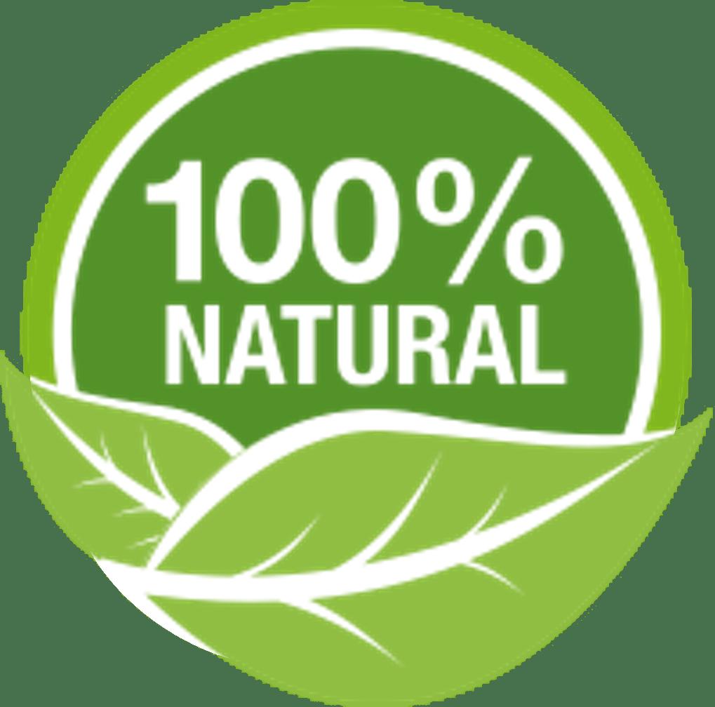 Guaranteed 100% Natural