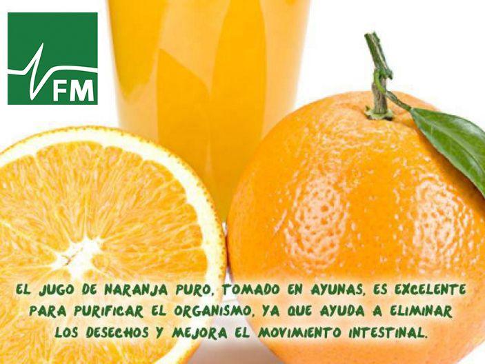 Beneficios de la Naranja - Formula Medica