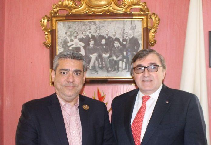 La FUCS y Ministerio de Salud de Panamá firman acuerdo de cooperación académica