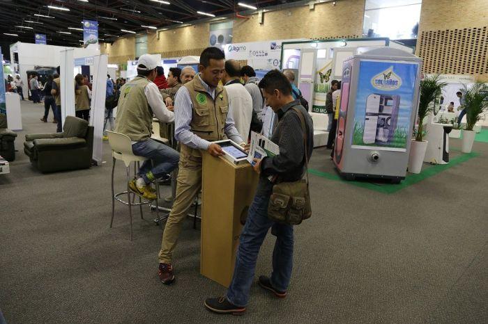 Feria Internacional del Medio Ambiente - Formula Medica