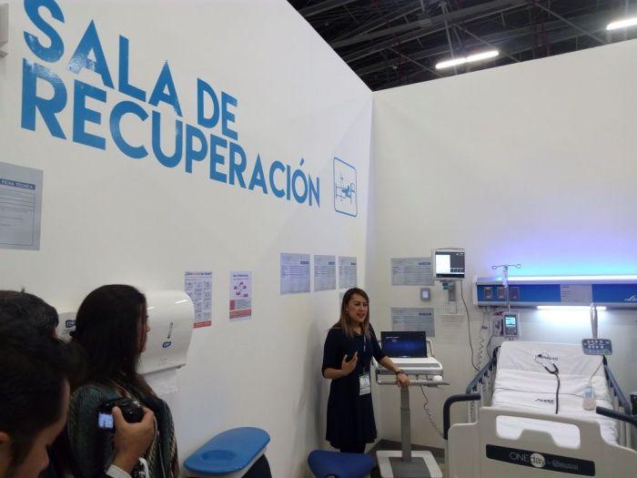 Sala de recuperacion CEATH - Formula Medica