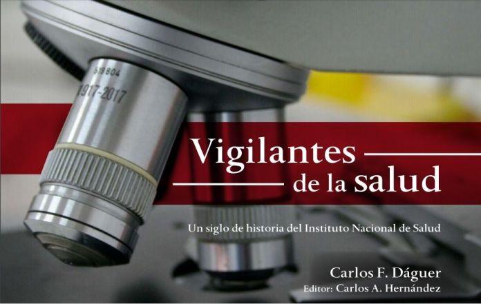 libro estampilla y piezas historicas Instituo Nacional de Salud - Formula Medica