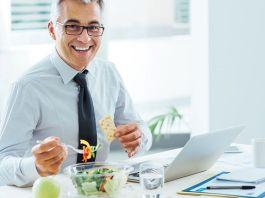 Alimentación sana en la oficina - Formula Medica