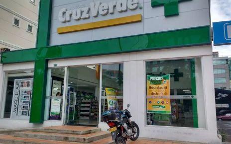 Droguerias Cruz Verde - Formula Medica