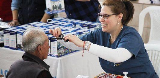 Brigada de salud visual - Formula Medica