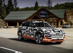Si chiama e-tron ed è la gamma elettrica Audi