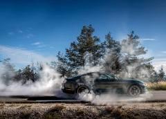Ford Mustang BULLITT: show must go on