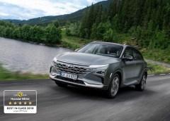 Best in Class 2018 di Euro NCAP: la nuova Hyundai NEXO c'è