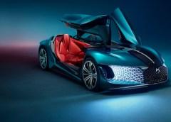 DS X E-TENSE: che spettacolo questa Dream Car!