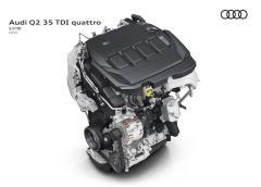 Audi Q2: nuovo motore 2.0 (35) TDI e l'immancabile trazione quattro! What else?