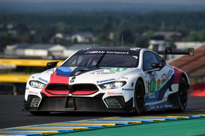 BMW confirma su prioridad en las 24 Horas de Le Mans