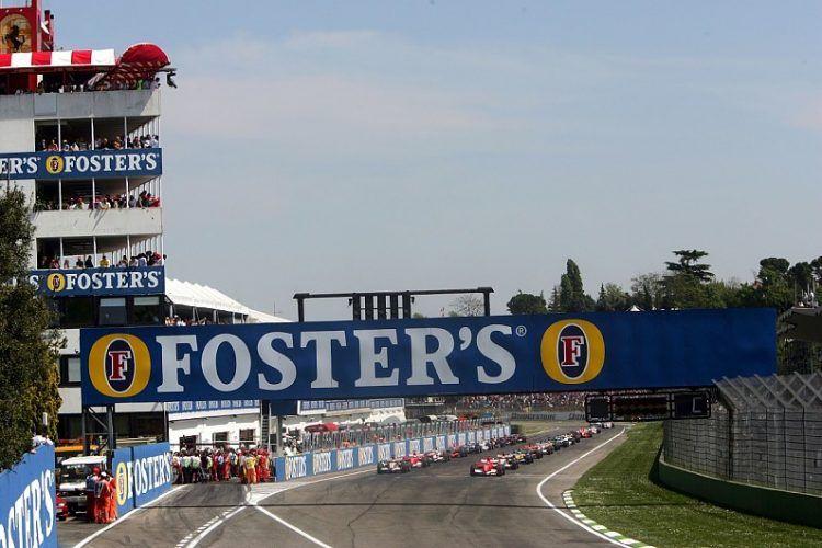 Imola se descarta para estar en el nuevo calendario de la F1 en 2020