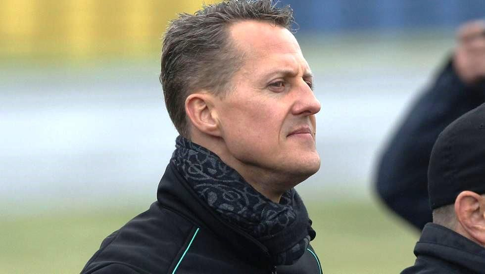 Empleada del Hospital donde se encuentra Schumacher asegura que está consciente