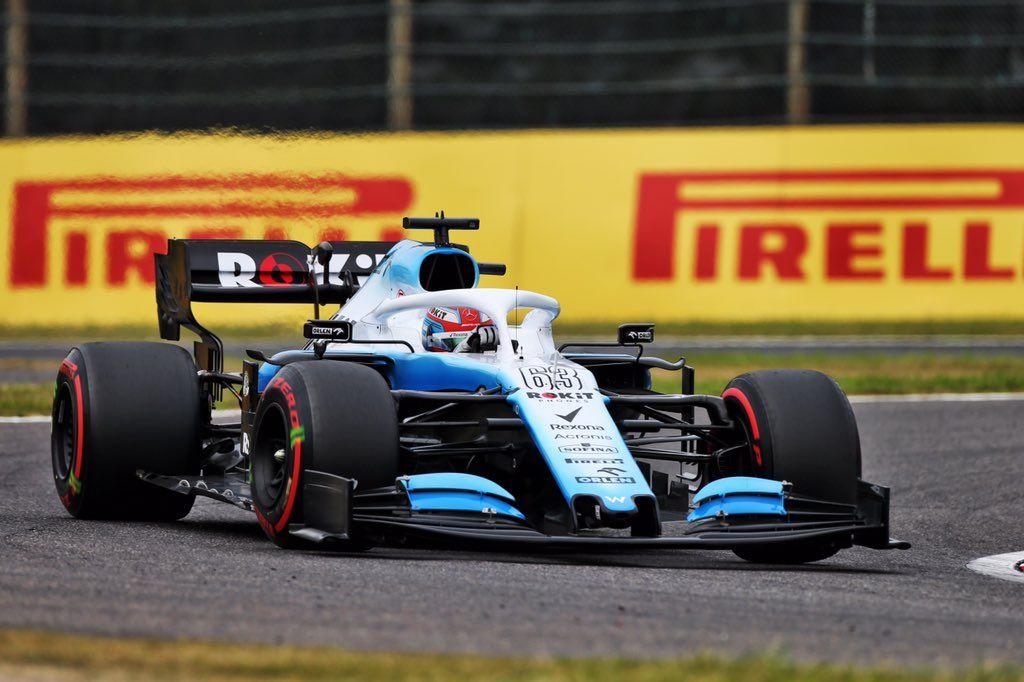 Russell espera un 2020 mas positivo para Williams