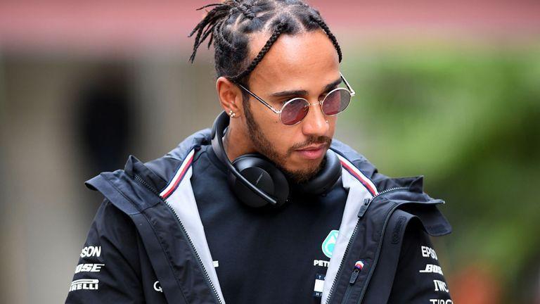 Lewis Hamilton desea que su 'legado' en la F1 sea positivo
